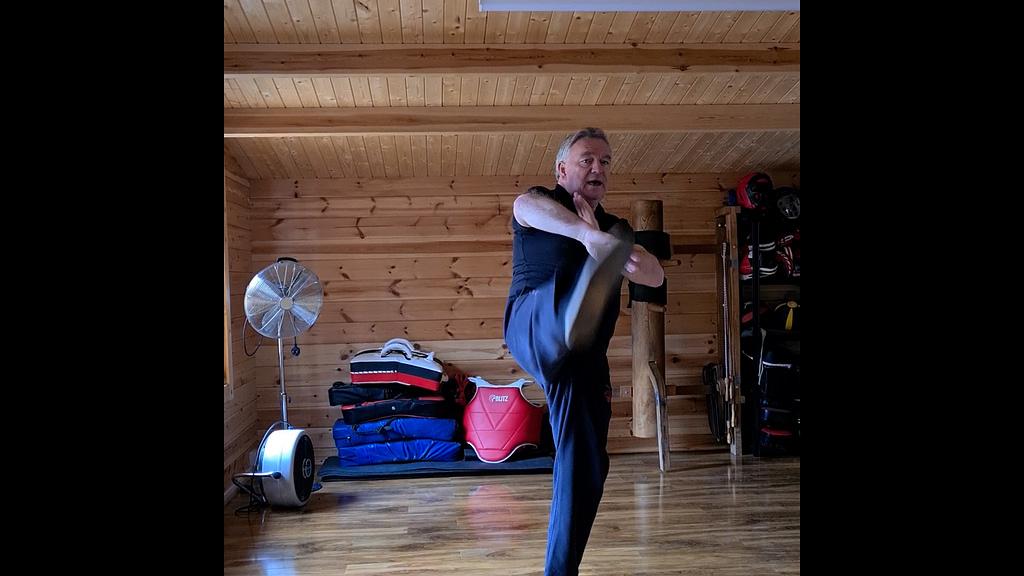Wing Chun 4th Form Chut Yuen