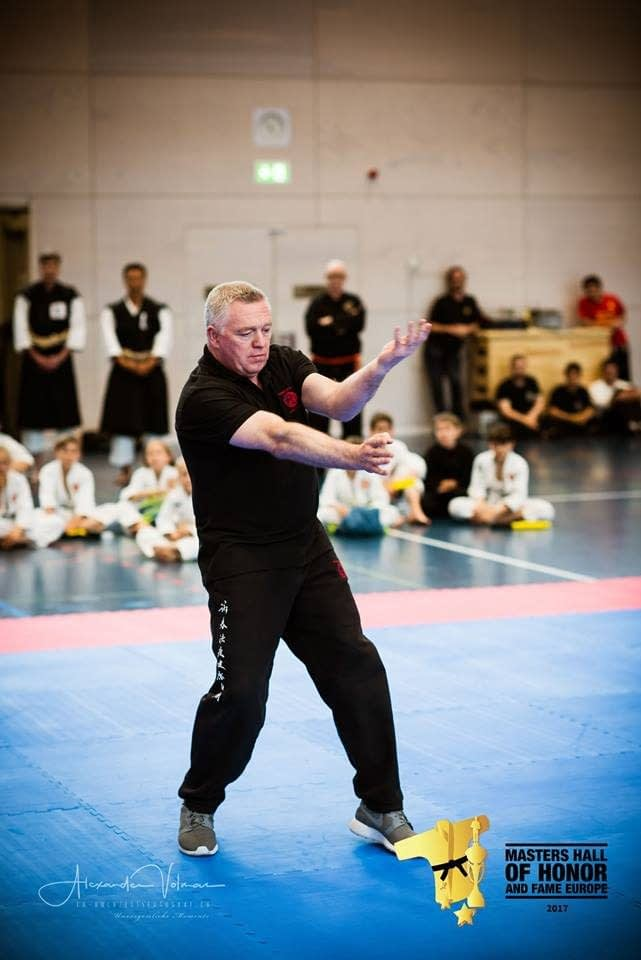 Read more about the article Wooden Dummy Seminar Section 7